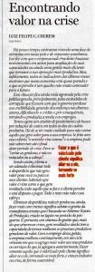 Jornal de Santa Catarina 28 de abril de 2015